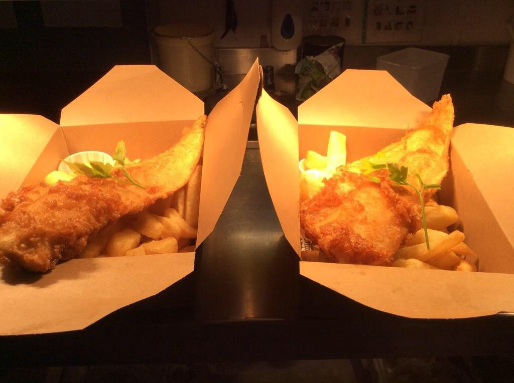 Russells Fish and Chips Broadway