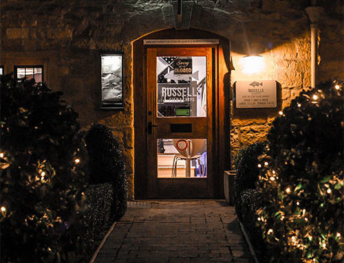 Christmas Opening Hours at Russell's Fish and Chips